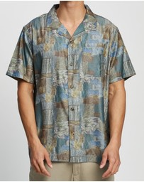 Han Kjobenhavn - Summer Short Sleeve Shirt