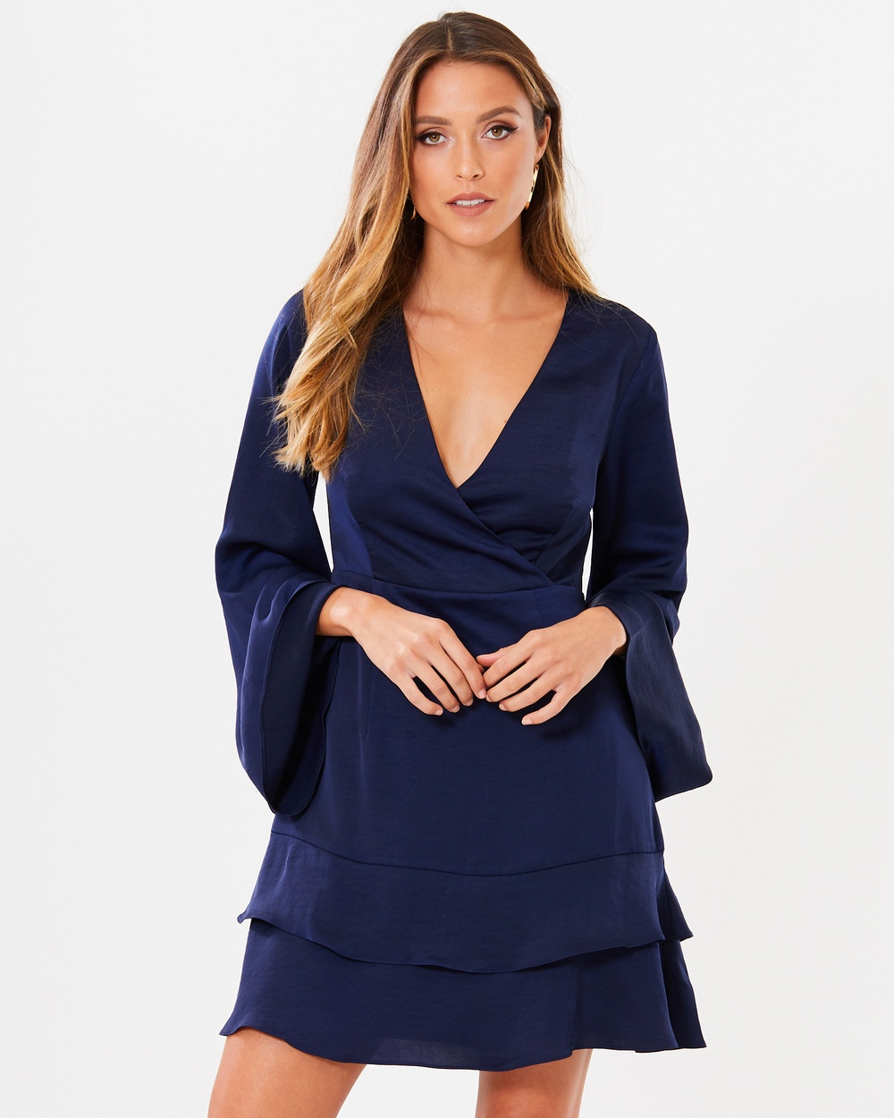 Calli Kimbra Dress Dresses Navy Kimbra Dress