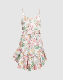 Decjuba Kids - Katie Ruffle Dress - Kids-Teens
