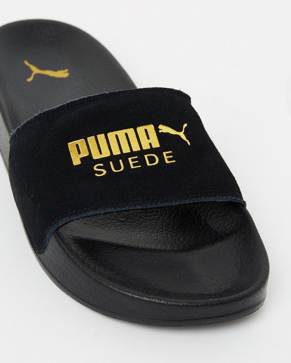 96f171d8dab Leadcat Suede Slides - Women s by Puma Online