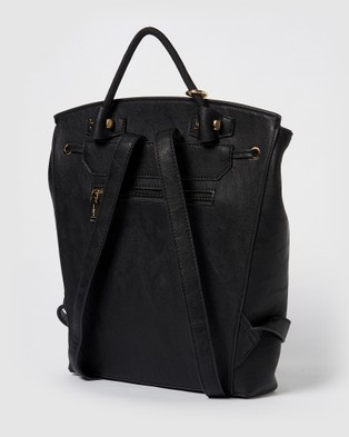 Urban Originals Midnight Love Backpack - Backpacks (Black)