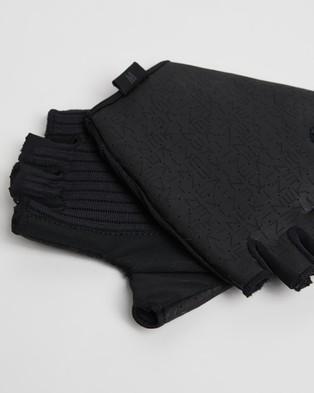 Nike Studio Fitness Gloves - Training Gloves (Black)