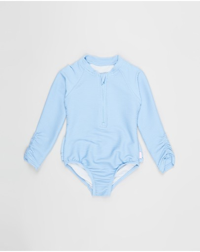 Seafolly - Rib LS Surf Tank - Kids