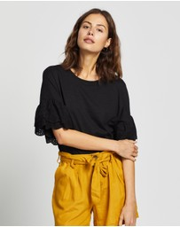 ONLY - Celina Life SS Top
