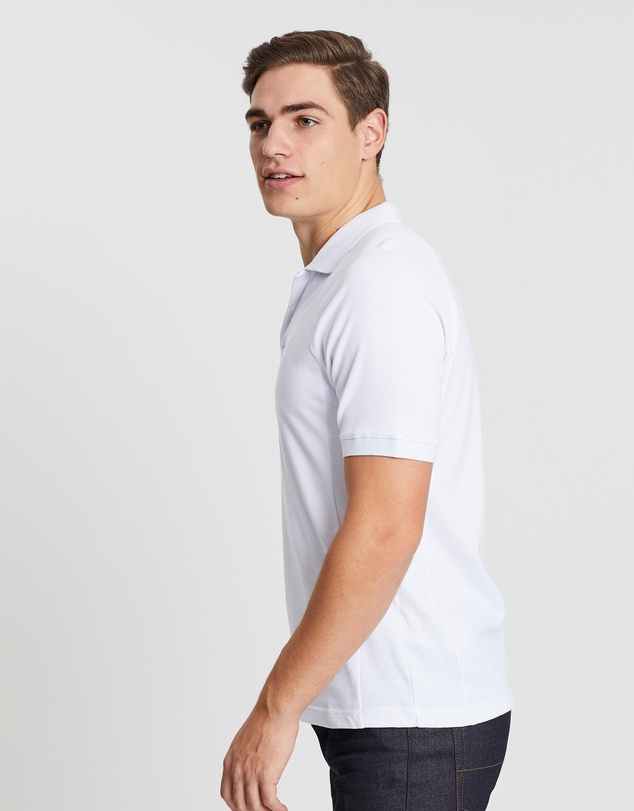 Kent and Curwen - Solid Tone Cricket Polo