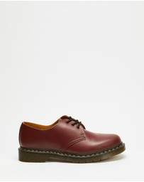 Dr Martens - Unisex 1461 Smooth 3-Eye Shoes