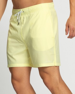 NN.07 Jules Shorts - Swimwear (Yellow)
