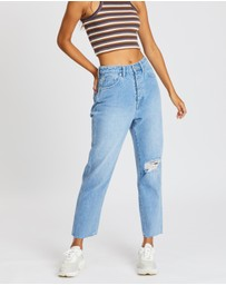 Lee - High Relaxed Jeans