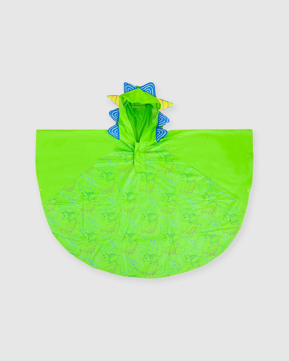 Sunnylife Kids Poncho Accessories Dino