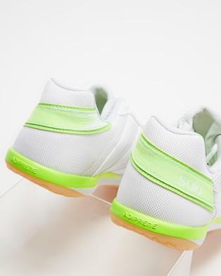 adidas Performance Top Sala   Men's - Training (Cloud White, Cloud White & Signal Green)
