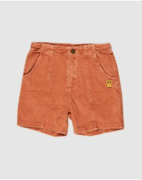Rock Your Kid - Corduroy Shorts - Kids
