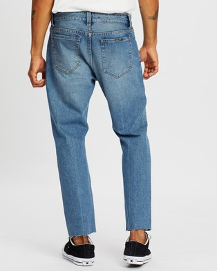 Rolla's Relaxo Chop Jeans - Jeans (Tinted Stone)