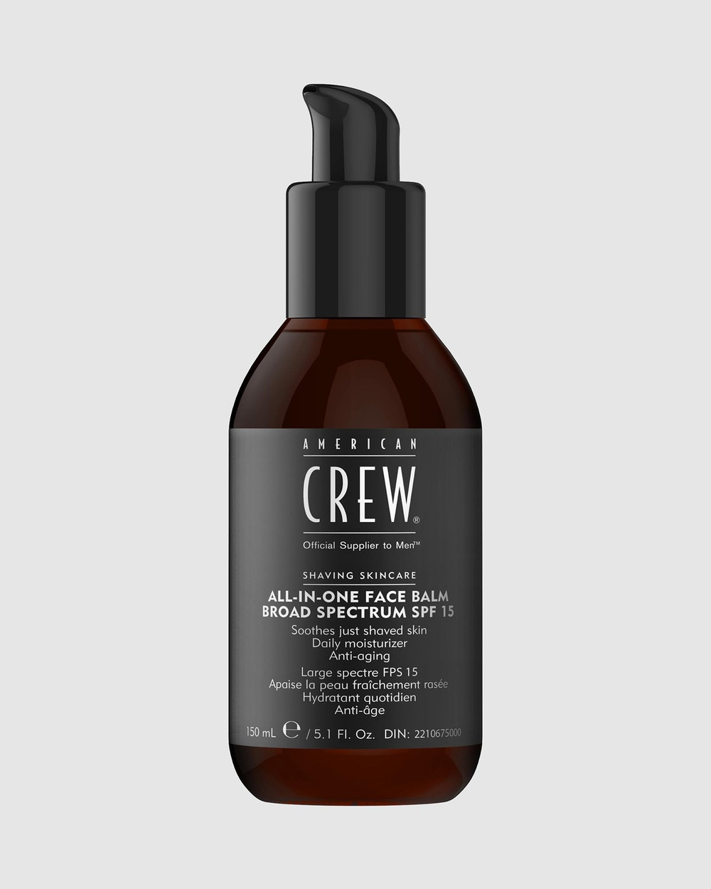 American Crew SSC All In One Face Balm SPF 15 150ml Beauty N/A All-In-One