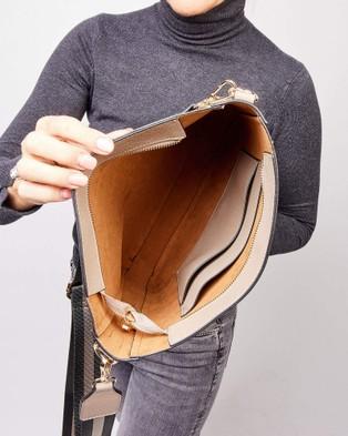 Louenhide - Adelaide Laptop Bag - Bags (Mocha) Adelaide Laptop Bag