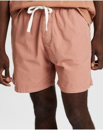 Assembly Label - Cotton Walkshorts