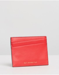 WANT Les Essentiels - Branson Leather Cardholder