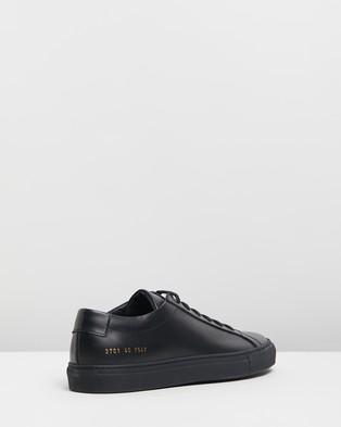 Common Projects Original Achilles Low   Women's - Sneakers (Black)