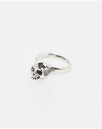 Heart of Bone - Little Skull Ring