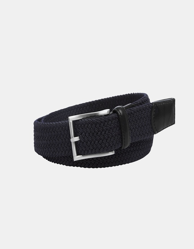 Buckle - Crew 35mm Plaited Belt