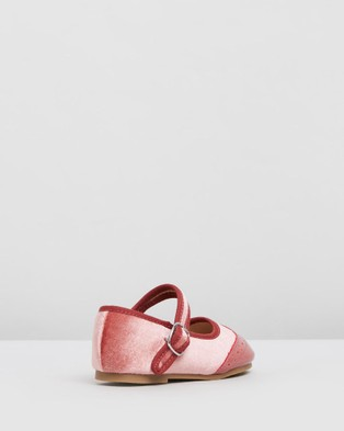 Anchor & Fox - Manhattan Mary Janes Kids Flats (Ballet)