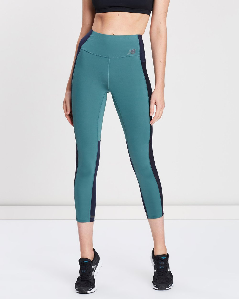 3ff194d2 Q Speed Crop Tights by New Balance Online | THE ICONIC | Australia