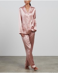 La Perla - Silk Long Pyjamas