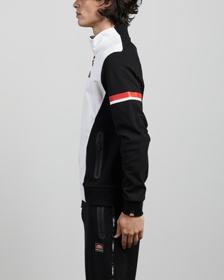 Ellesse Score Jacket - Coats & Jackets (Black)