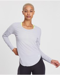 Nike - City Sleek Long Sleeve Running Top - Women's