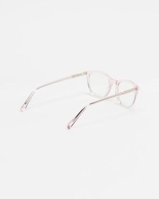 Baxter Blue Lola Blue Light Blockers - Optical (Pink Crystal)