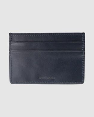 Florsheim Advantage Card Holder - Wallets (Navy)