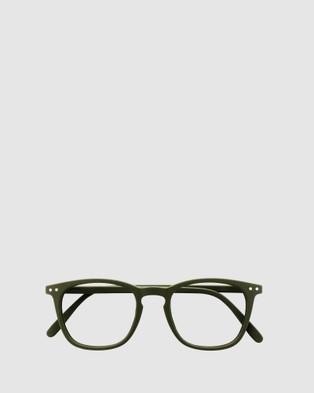 IZIPIZI Reading Collection E - Optical (Green)