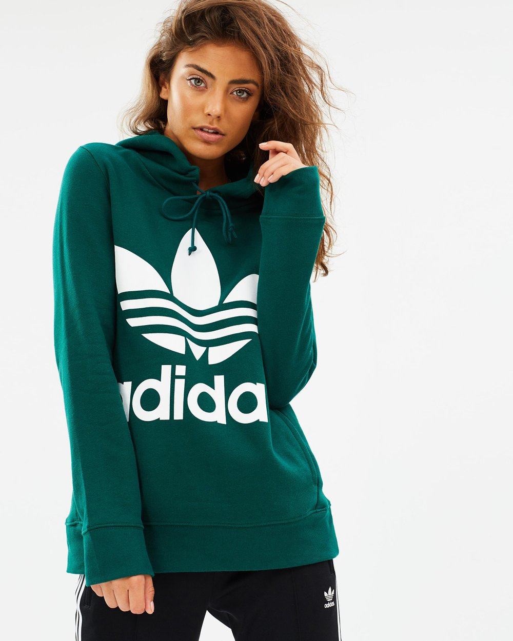 7592419c05a804 adicolor Trefoil Hoodie by adidas Originals Online | THE ICONIC | Australia