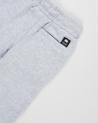 St Goliath Crew and Trackpants Set Kids Sweats Grey Marle