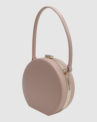 Morgan & Taylor Aleah Bag - Handbags (Blush)