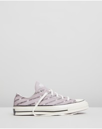 Converse - Chuck Taylor All Star 70 Love Fearlessly Leather Low-Top - Women's