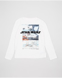 GapKids - Star Wars LS Graphic Tee - Teens