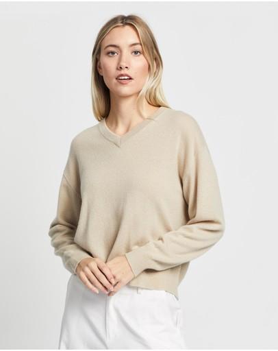 Jac + Jack Ledo Sweater Bone
