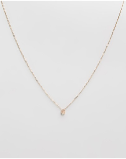 Natalie Marie Jewellery - Single Herkimer Necklace