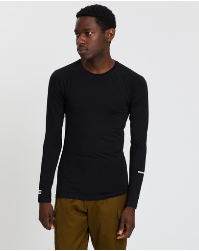 Mons Royale - Mintaro Long Sleeve Tee