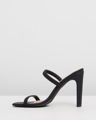 SPURR Kimmi Heels - Heels (Black)
