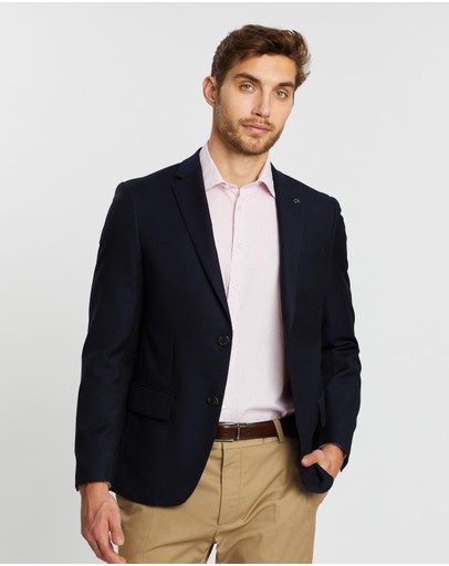 CK Shirts - Solid Suit Jacket