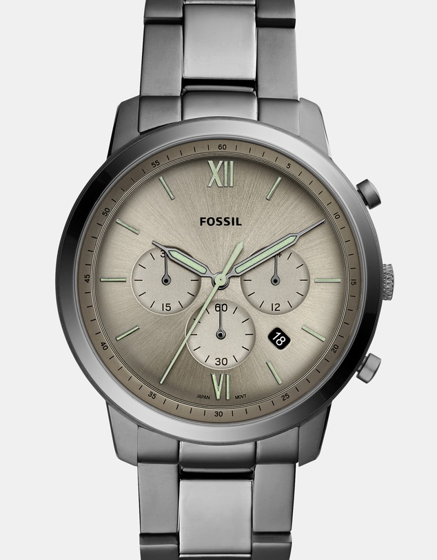 Fossil - Neutra Smoke Chronograph Watch