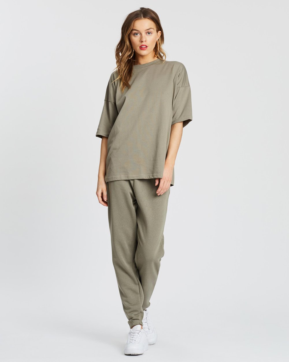 c549a739 Oversized Tee and Jogger Co-Ord Set