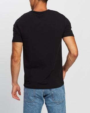 Marks & Spencer 3 Pack Tee - Clothing (Black)