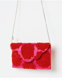 From St Xavier - Rosie Clutch