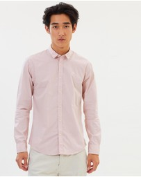 Scotch & Soda - Classic Poplin Shirt