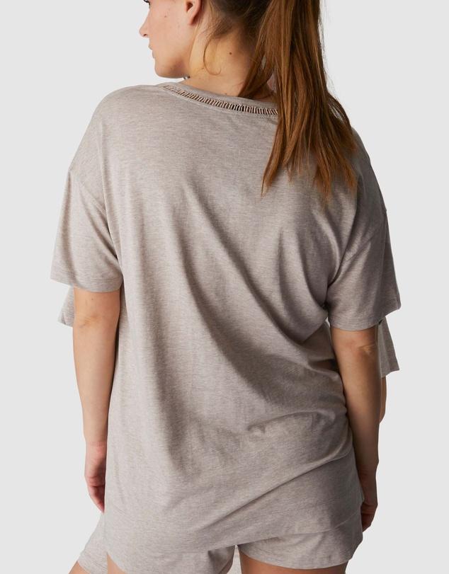Women Brume Short Sleeve Top