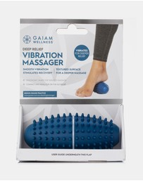 Gaiam - Wellness Deep Relief Vibration Massager