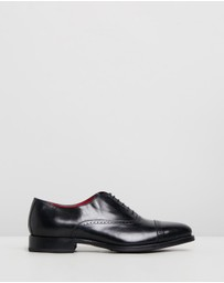 BARRETT - Goodyear Welted Oxfords