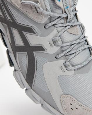 ASICS GEL Quantum180   Men's - Performance Shoes (Grey)